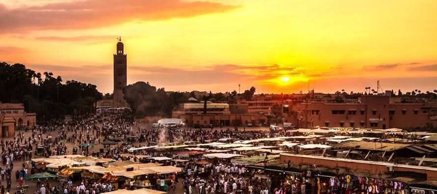 Plan para un fin de semana en marrakech dos d as en for Taza marruecos fotos