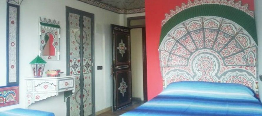 Hotel Madrid Chaouen