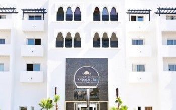 Hotel Andalucia Golf Tanger